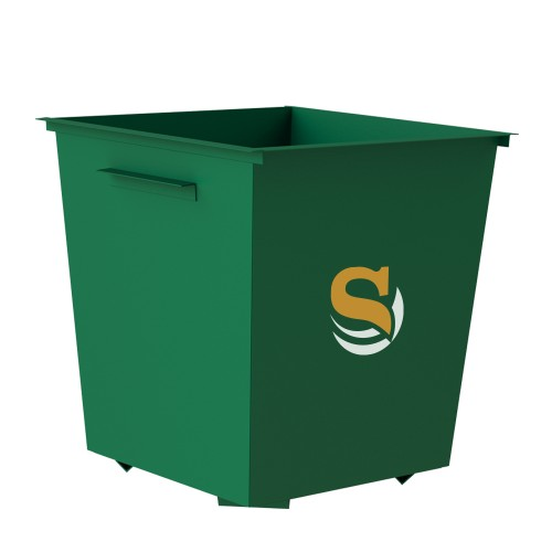 Garbage container for solid waste (0.75 m3)